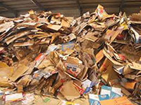 Thu mua giấy kraft phế liệu