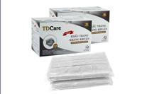 Khẩu trang y tế kháng khuẩn cao cấp TDCare 4 lớp xám