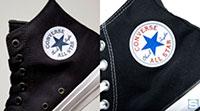 Logo nhựa dẻo cho giày dép