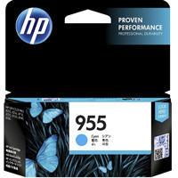 Mực in HP 955 Cyan Original Ink Cartridge