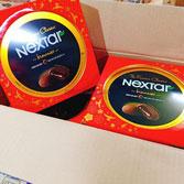 Bánh quy mềm Socola Nextar