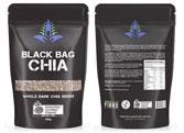 Hạt Chia Black Bag