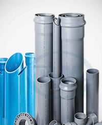 ống PVC cứng