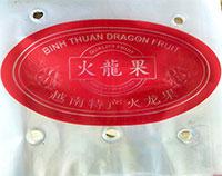 Túi bao bì Thanh Long
