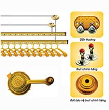 Giàn phơi thông minh KG 900 Gold