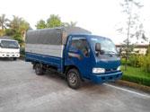 Vận chuyển hàng bằng xe tải 1 tấn