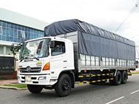 Vận chuyển hàng hóa đường bộ