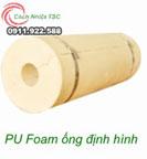 PU Foam ống định hình