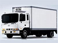 Xe tải Hyundai thùng kín