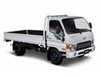 Xe tải Hyundai thùng lửng