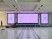 Thi công màn hình Led P3 Indoor