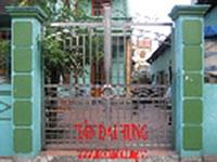 Cửa cổng inox