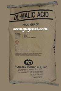 DL- Malic Acid (C4H6O5)