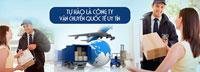 Dịch vụ giao nhận hàng hóa quốc tế