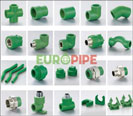 Phụ kiện PPR Europipe
