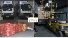 Vận chuyển hàng HN - Nha Trang