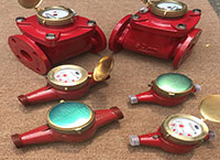 Đồng hồ nước VPM