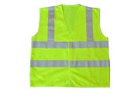 Quần áo phản quang xanh