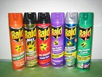 Bình xịt côn trùng Raid Max