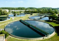 Hệ thống xử lí nước thải sinh hoạt cho nhà máy