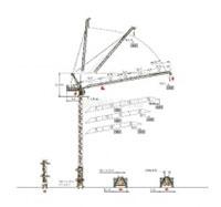 Cẩu tháp Portain MR 90C