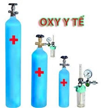 Khí Oxy tinh khiết