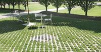 Gạch trang trí sân vườn