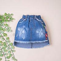 Thêu vi tính trên vải jean