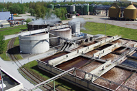 Xử lý nước thải nhà máy