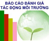 Đánh giá tác động môi trường ĐTM
