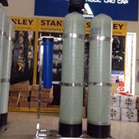 Hệ lọc thô xử lý nước máy đầu nguồn
