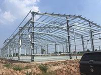 Kết cấu nhà công nghiệp