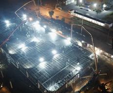 Tổng thầu xây dựng công nghiệp