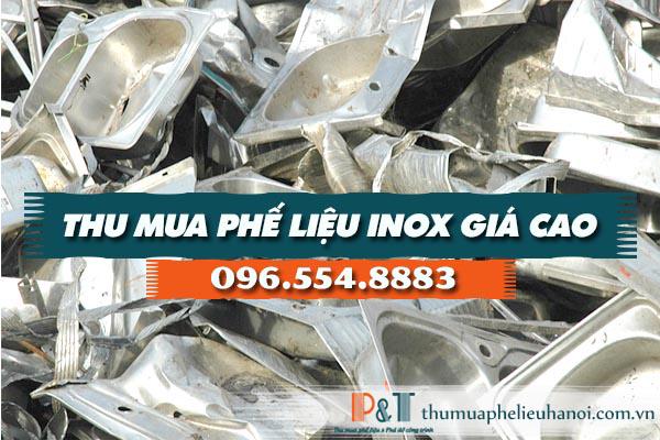 Thu mua phế liệu inox