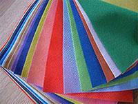 Vải không dệt dạng tấm
