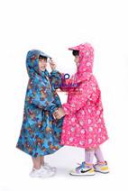 Áo mưa BIT trẻ em họa tiết