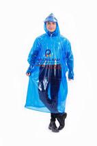 Áo mưa PVC BIT màu