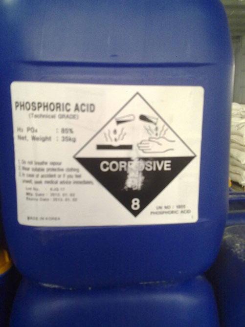 H3PO4 Axit Photphoric