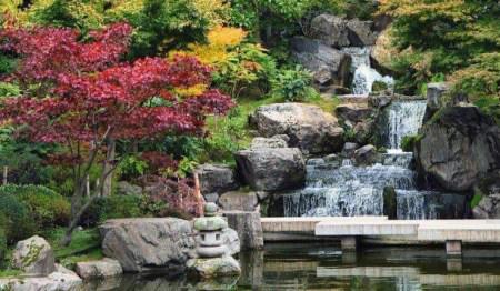 Thiết kế thi công tiểu cảnh vườn
