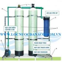 Hệ thống xử lí làm mềm nước DNC-02