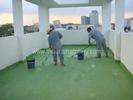 Thi công chống thấm sân thượng