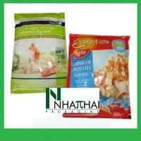 In túi nilon đựng thực phẩm