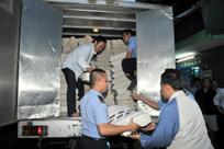 Dịch vụ bảo vệ áp tải hàng hóa tiền bạc