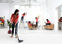 Dịch vụ vệ sinh nhà cửa theo giờ