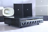 Amply Mixer 360W