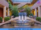 Đài phun nước cho khách sạn
