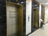 Inox ốp thang máy