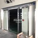 Cửa tự động woosung của fujido