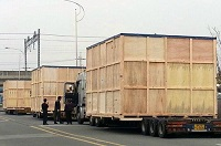 Đóng gói thùng gỗ