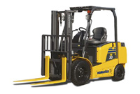 BATTERY FORKLIFT FB30